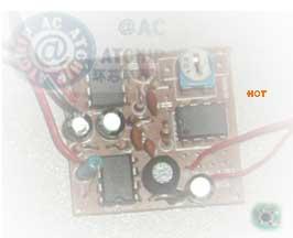 24V,12V供电语音芯片模块的解决方案.直接支持DAC功率放大,体积小