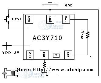 三脚电容器的接线方法
