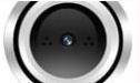 智能猫眼可视门铃, 可视对讲系统,别墅可视对讲系统,猫眼门铃,门内外语音对讲